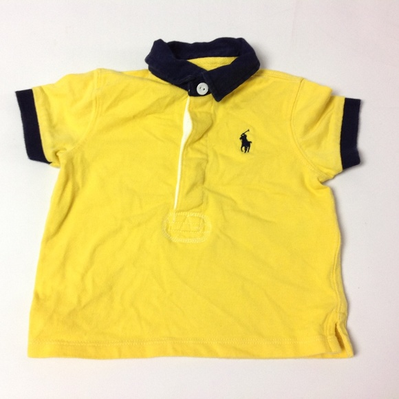 Lauren Polo Kids' Tshirt Size Top 6m Ralph byf7vY6g